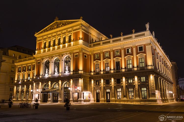 Wiener Musikverein, Viena