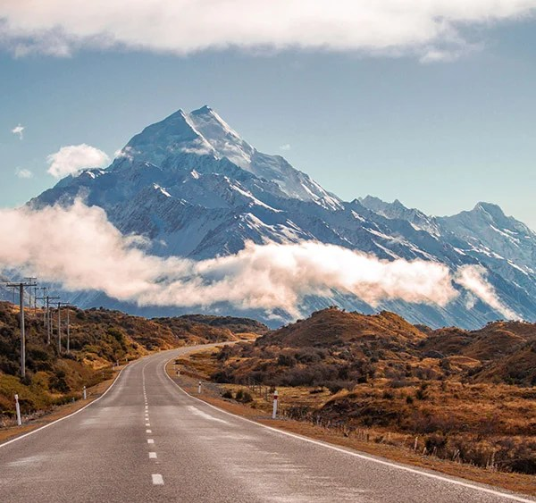 A blog post on New Zealand's Most Scenic Drives