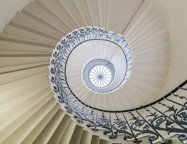 Queens House Staircase, Londres