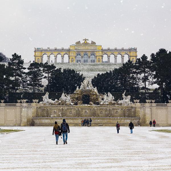 Inverno de Viena
