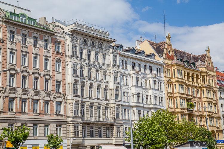 Architecture in Vienna