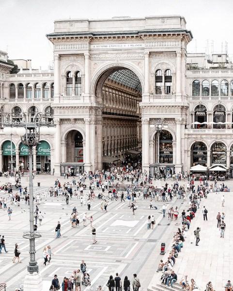 Milan by @Noepierre