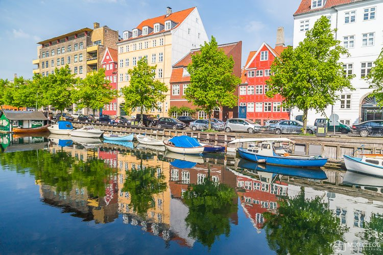 Canals of Christianshavn