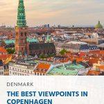 Pinterest - Os melhores pontos de vista em Copenhague
