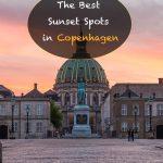 Os melhores locais para pôr do sol em Copenhague
