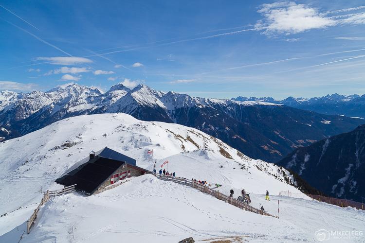 Estâncias de esqui na Europa