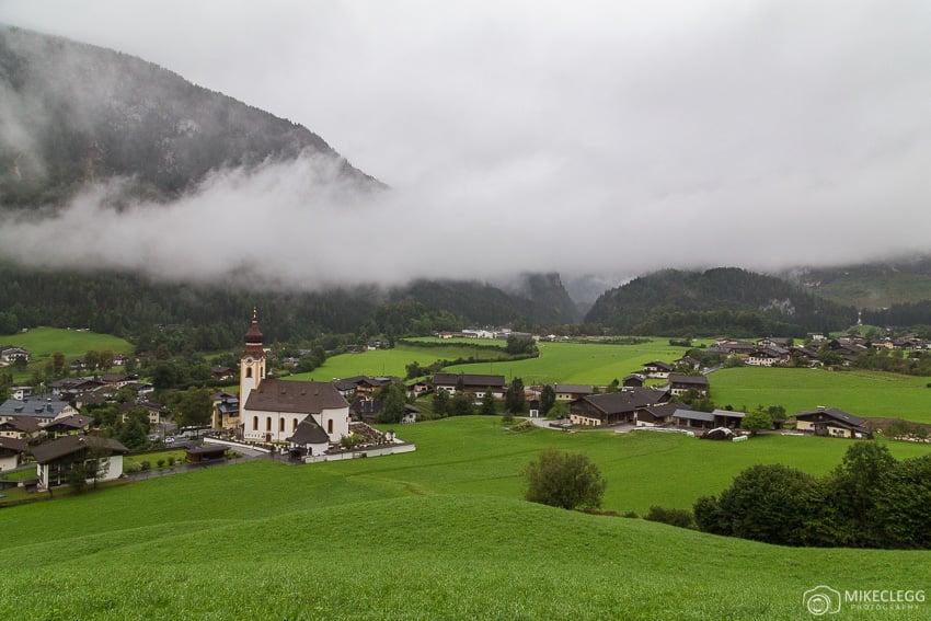 Unken Saalachtal, Áustria