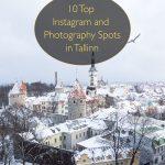 10 principais locais para fotos e Instagram em Tallinn