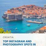 Pinterest - principais locais para fotos e Instagram em Dubrovnik