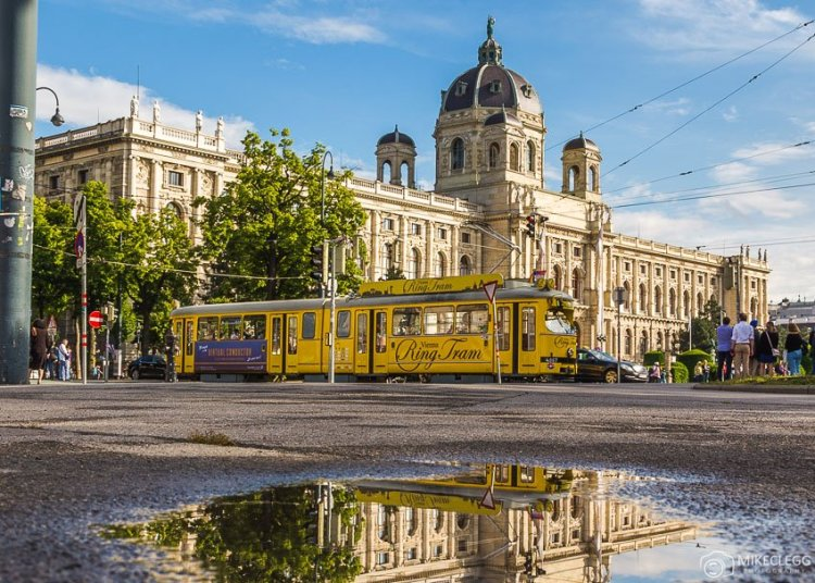 Tour de bonde por Viena