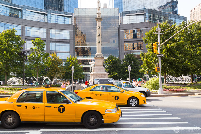Táxi em NYC