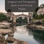Principais locais para fotos e Instagram em Mostar e arredores