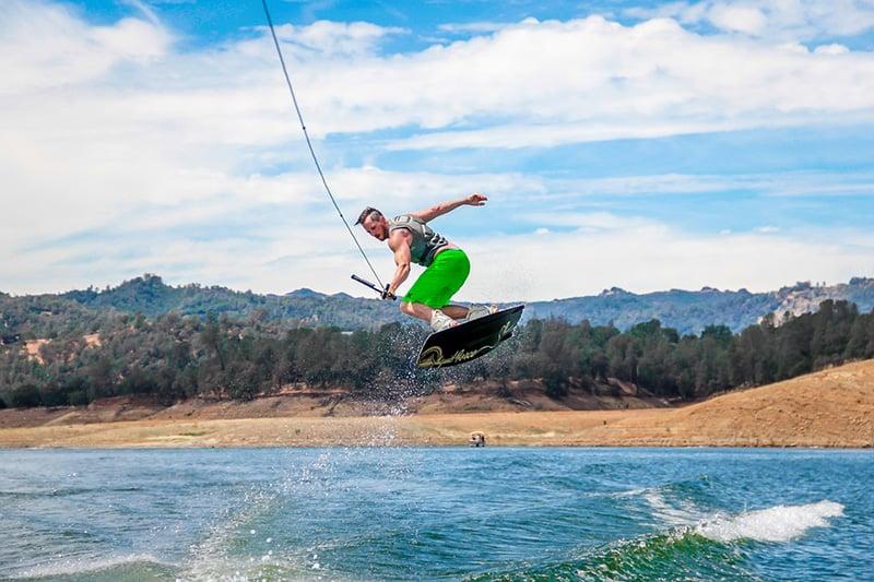 Wakeboarding - imagem via Pixabay