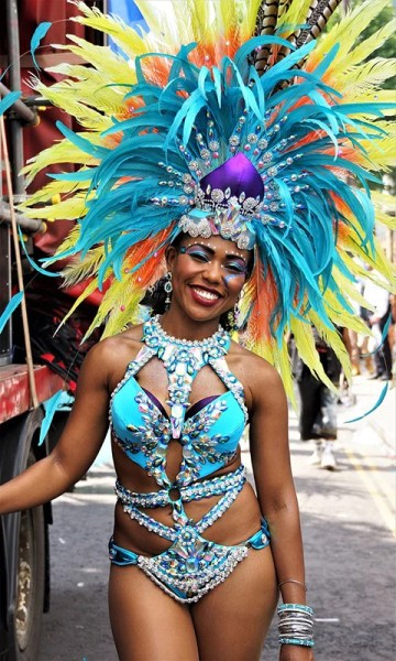 Carnaval de Notting Hill - CC0 (Pixabay)