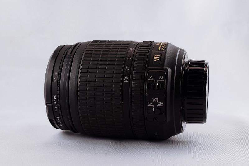 lente - foco manual e automático