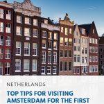 10 dicas importantes para visitar Amsterdã pela primeira vez