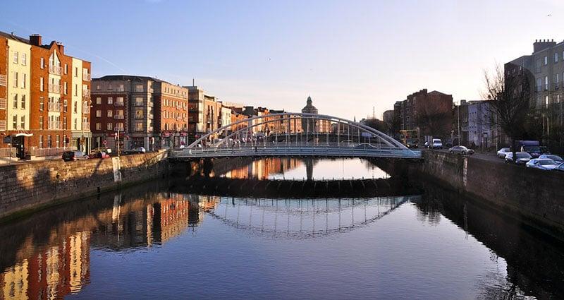 Bridge em Dublin