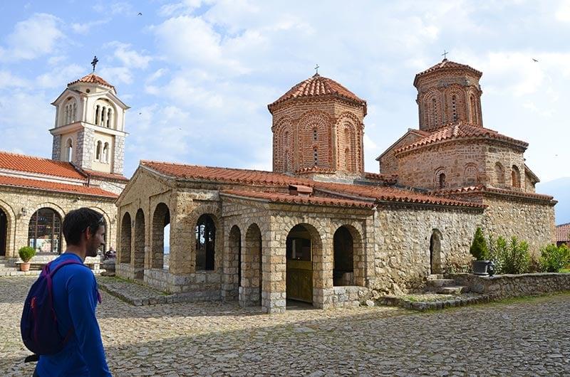 Mosteiro de São Naum