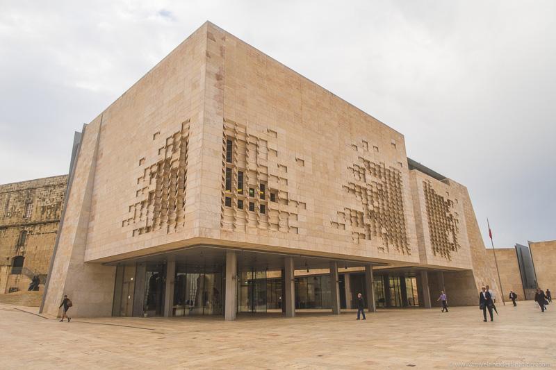 Parlamento, Valletta