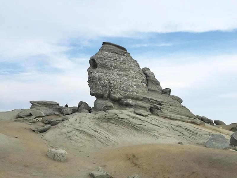 A Esfinge, Montanhas Bucegi - v1