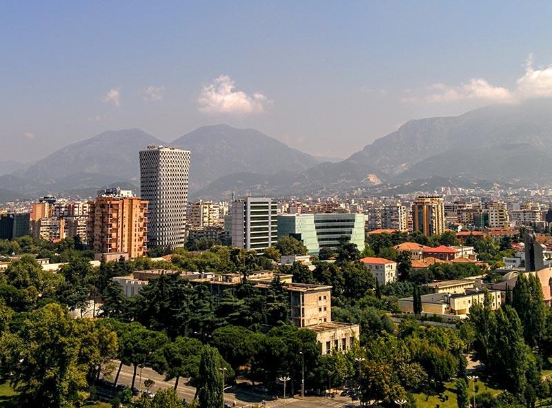 Tirana, Albânia