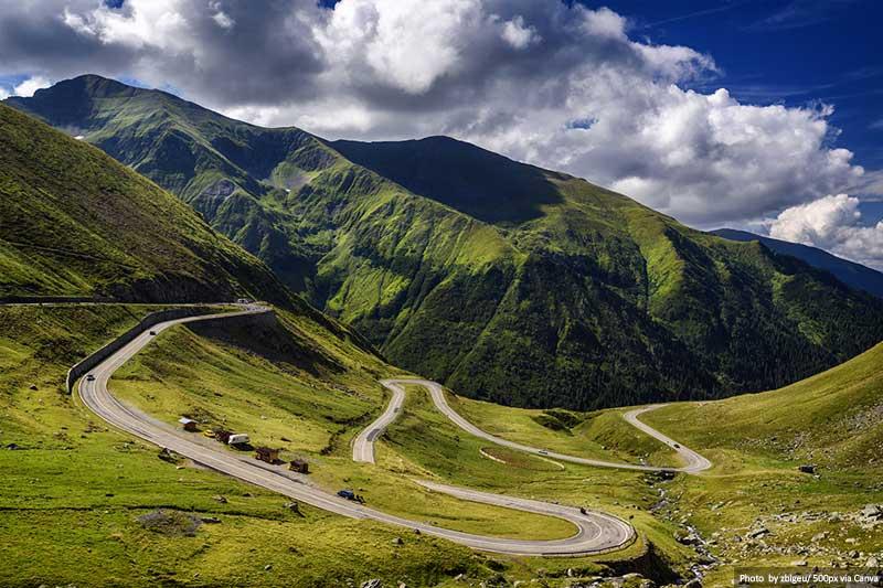 Rodovia Transfagarașan