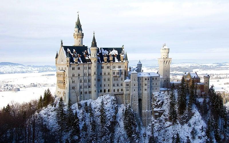 Castelo de Neuschwanstein