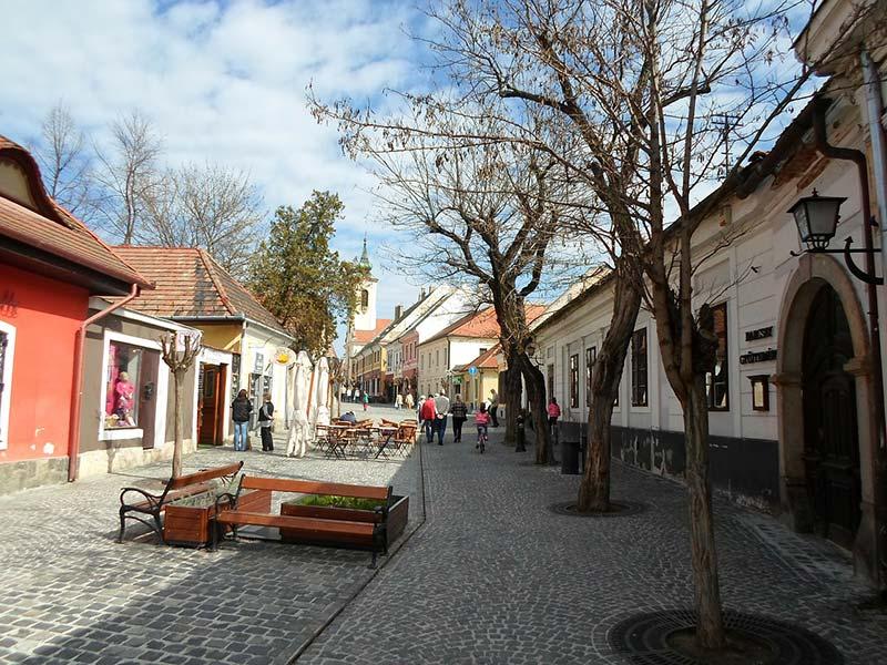Ruas Szentendre