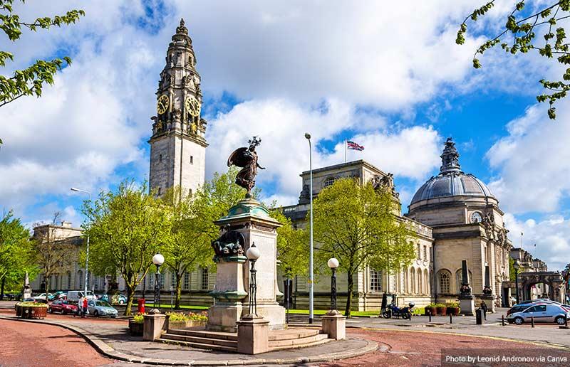 Cardiff - País de Gales