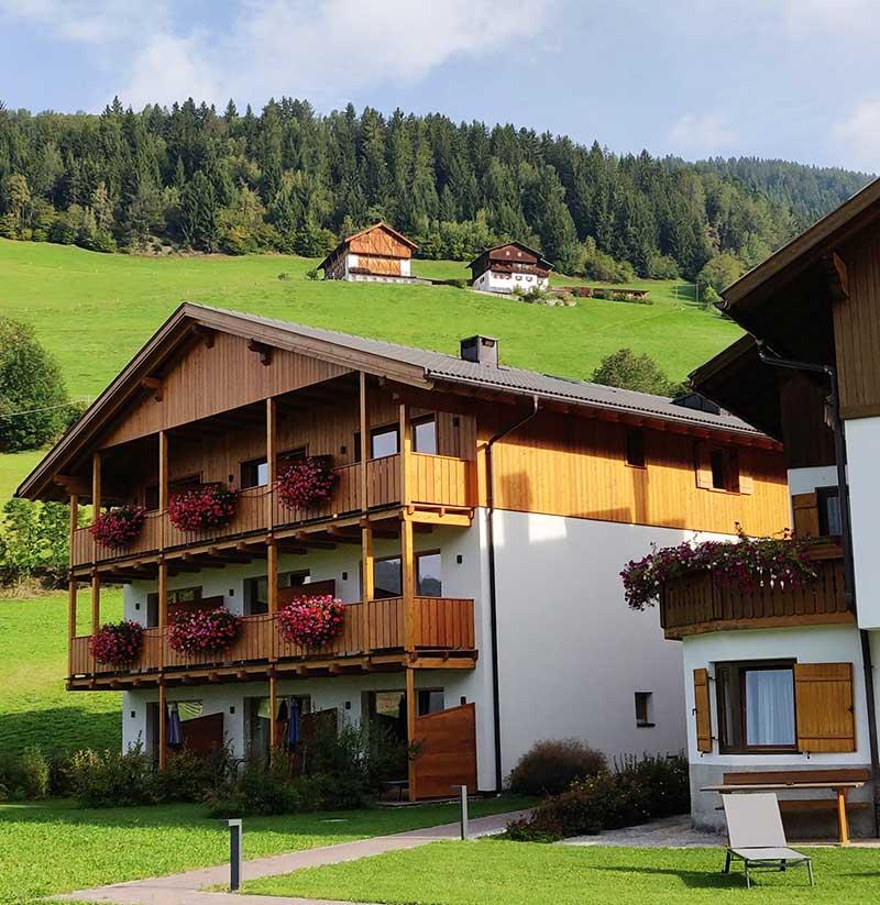 hotel nas Dolomitas