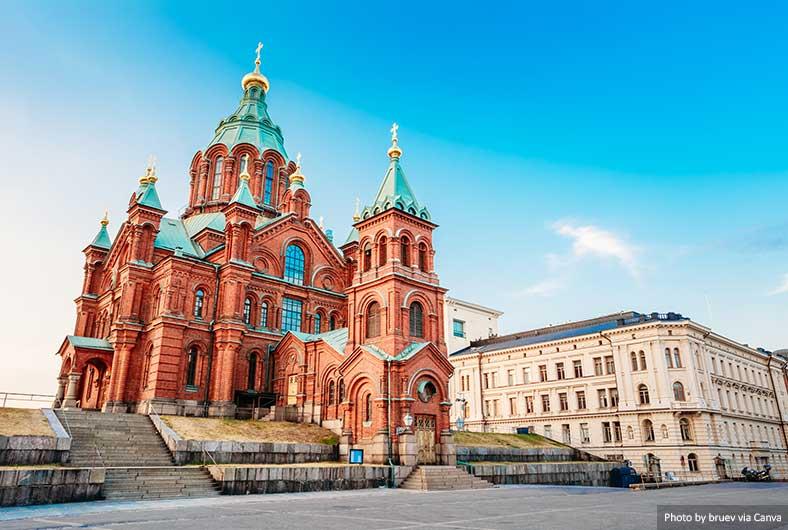 Catedral de Uspenski, Helsinque