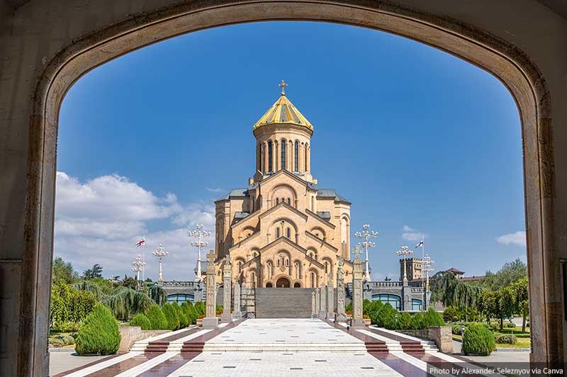 Catedral da Santíssima Trindade de Tbilisi
