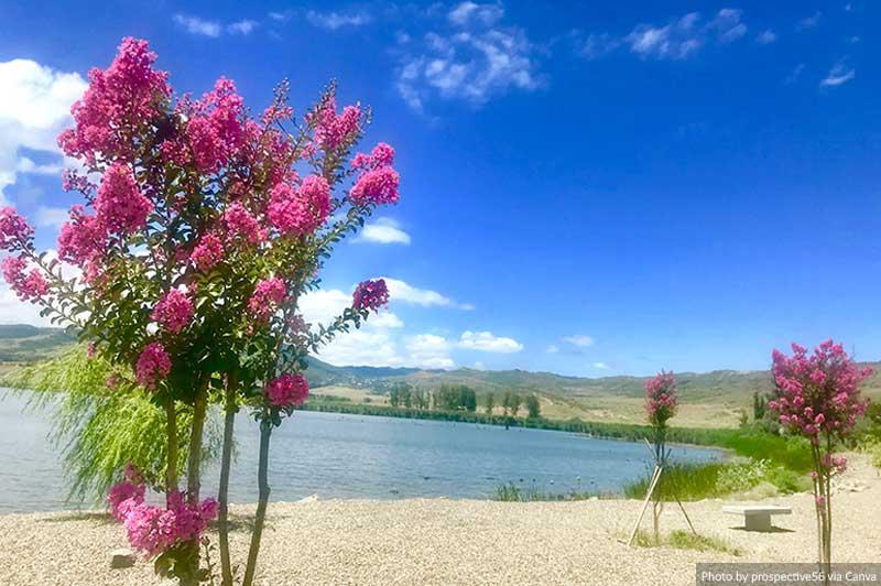 Lago Lisi, Tbilisi, Geórgia