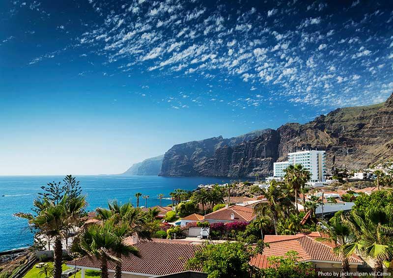 Tenerife Sul, Espanha