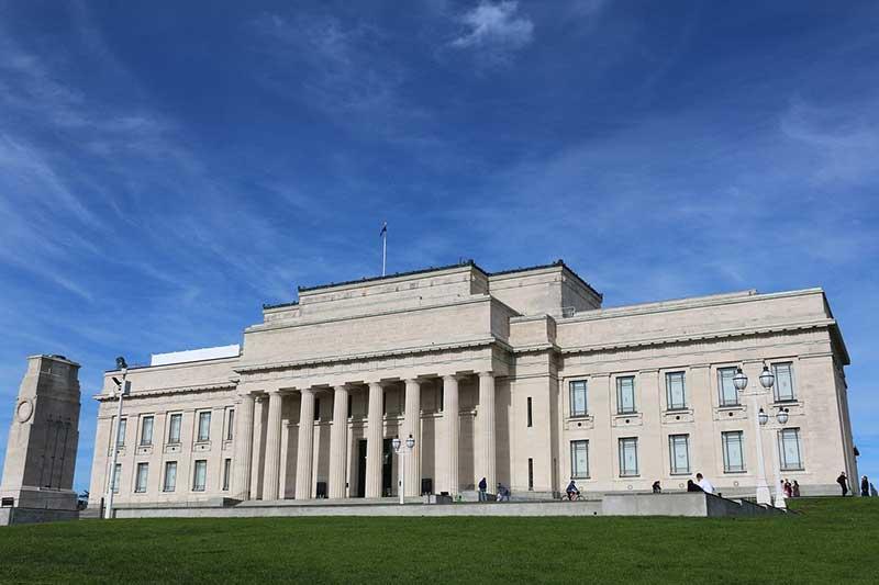 Museu Memorial da Guerra de Auckland