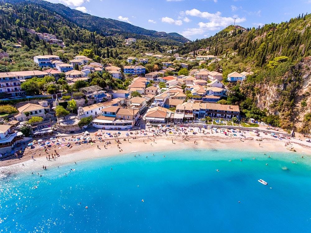 Praias, Lefkada, Grécia