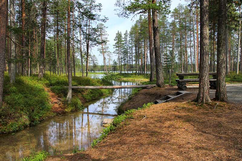 Parque Nacional de Hossa, Finlândia
