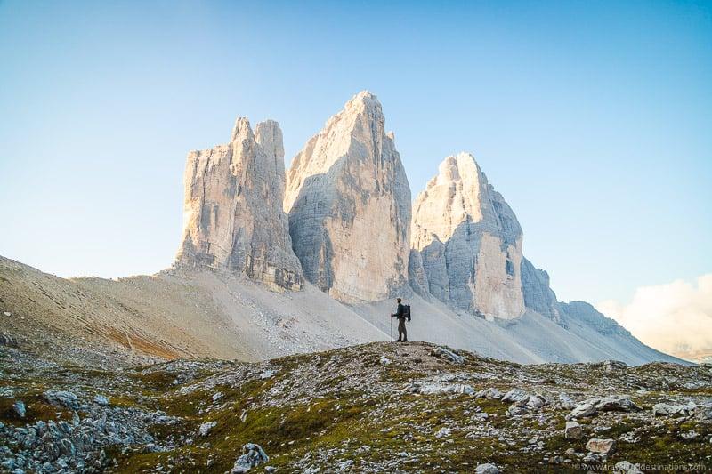 Tre Cime - Dolomitas - Itália