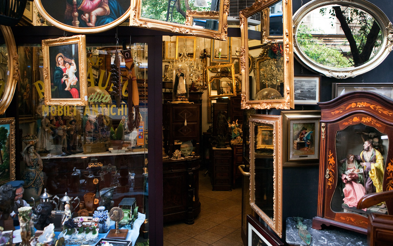 Troy New Yorks Cant Miss Antique Stores Travel Leisure