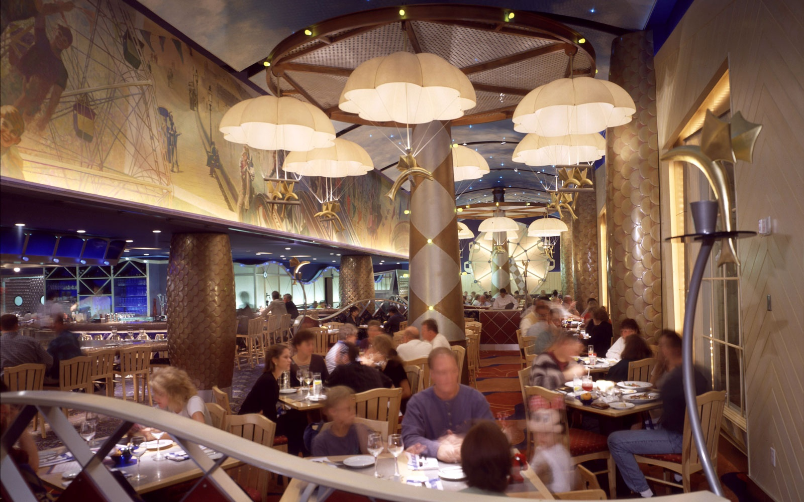 Flying Fish Caf Disneys BoardWalk Best Disney