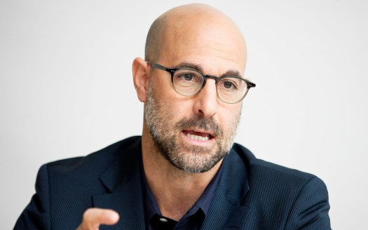 Actor Stanley Tucci Talks Italy, Vodka, and The Hunger ...