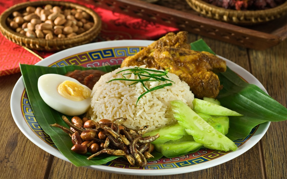 Food Worth Traveling For: Nasi Lemak in Malaysia