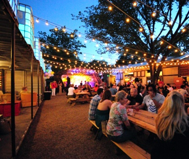 The Foundry, Dallas - America's Best Outdoor Bars | Travel ... on Best Backyard Bars  id=51538