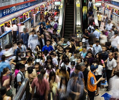 World's Most Crowded Subways | Travel + Leisure