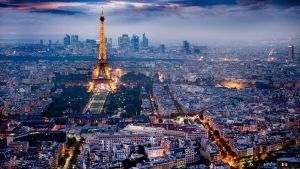Destination de Paris, France