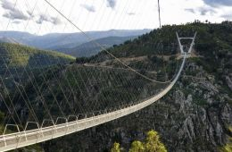Ponte Suspensa Arouca