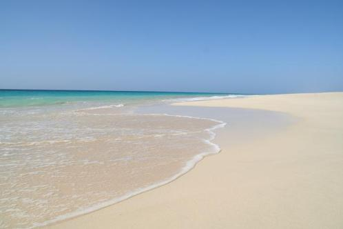 chaves beach cape verde