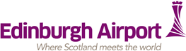 edinburgh airport logo