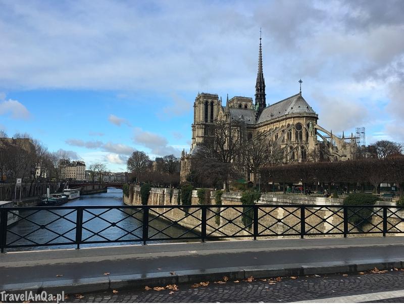 Paryż, Notre Dame