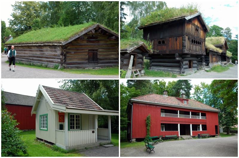 Oslo co warto zobaczyć, Norwegian Folk Museum